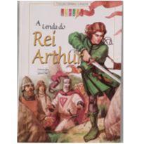 Livro - A lenda do Rei Arthur (capa dura) -  - Livros