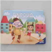 Livro - Pinóquio - Um Livro Pop-Up -  - Livros