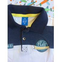 Camisa polo Hering - 2 anos - Hering Kids