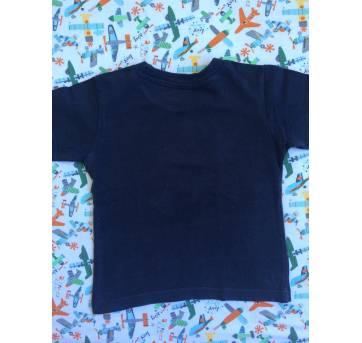 Camiseta lagosta gymboree - 18 a 24 meses - Gymboree