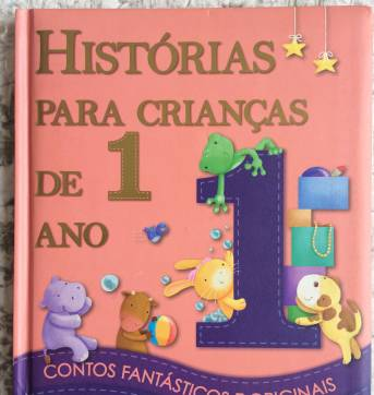 Livros bebê 1 ano - Sem faixa etaria - Todo Livro e Dcl