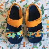Sandália papete adidas