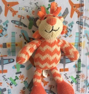 Ursinho tricot - Sem faixa etaria - Buba