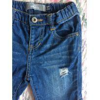 Short jeans - 24 a 36 meses - Marisol