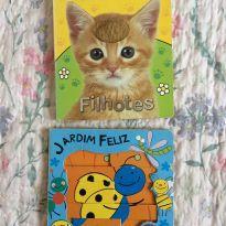Livros bebê -  - Ciranda Cultural, Todolivro , Parragon Books e Girassol