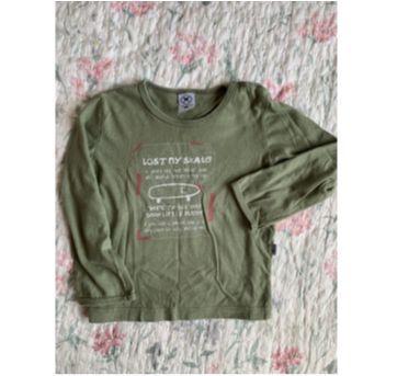 Camiseta verde Hering - 3 anos - Hering Kids