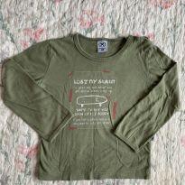 Camiseta verde Hering