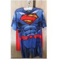Fantasia Super-homem - 5 anos - Fantasias  Sulamericana