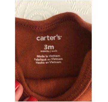 Fofura de carters - 0 a 3 meses - Carter`s
