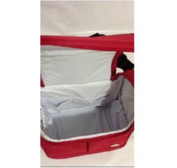 Bolsa térmica Nuk Vermelha - Sem faixa etaria - NUK
