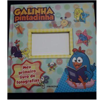 Álbum galinha pintadinha - Sem faixa etaria - Galinha Pintadinha