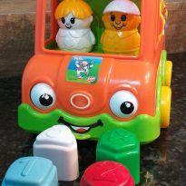Brinquedo de Encaixe Bondinho - Calesita -  - Calesita