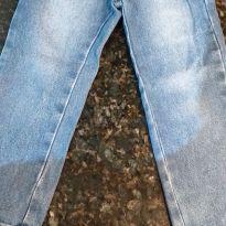 Calça Jeans Infantil Masculina com Ajuste Baby Club - 24 a 36 meses - Baby Club