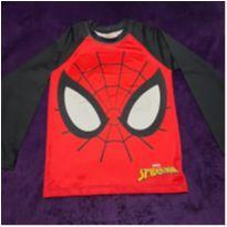 Camiseta de Praia - 6 anos - MARVEL