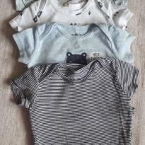 Kit 4 body carters - 6 meses - Carter`s
