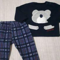 Conjunto Soft growup - 3 a 6 meses - Grow up