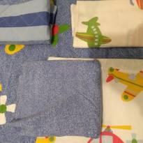 Lindo kit de cama com  tema infantil da MMartan -  - Mmartan