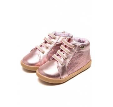 5f6dce57e7 Tênis rosa ortopé 27 no Ficou Pequeno - Desapegos de Sapatos quase ...