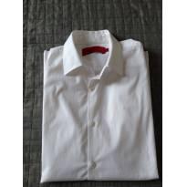 Camisa branca social Ellus kids - 14 anos - Ellus
