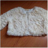 Lindo bolerinho marfim - 6 anos - Le Petit Kukiê