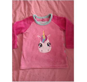 Pijama bem quentinho unicórnio Puket - 6 anos - Puket