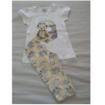 Conjunto de calça legging com blusa  Milon - 6 anos - Milon