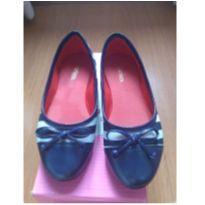 Linda sapatilha azul e branca Marisol - 31 - Marisol