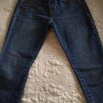 Linda calça jeans  Gap - 7 anos - Gap Kids
