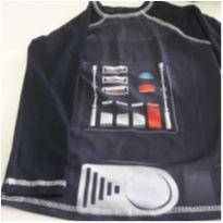 Camiseta Infantil Proteção UV - 6 anos - Não informada