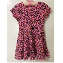 Vestido tigresa - 2 anos - Lilica Ripilica