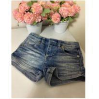 Shorts Jeans - 2 anos - Levi`s