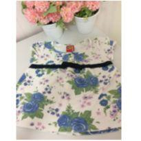 Blusa floral - 2 anos - Kyly