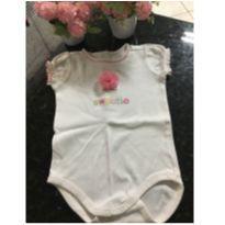 Body branco - 12 a 18 meses - Gymboree