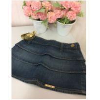 Saia jeans - 1 ano - Bittix