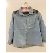 Camisete jeans - 24 a 36 meses - Zara Baby