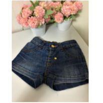 Shorts Jeans - 12 a 18 meses - Lilica Ripilica