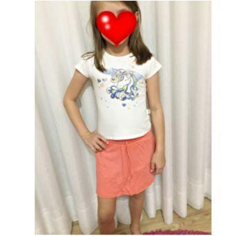 Conjunto unicórnio - 7 anos - Elian
