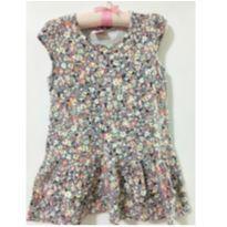 Vestido florzinhas - 3 anos - YOYO KIDS
