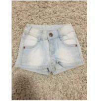 Shorts desbotado - 3 anos - Malwee