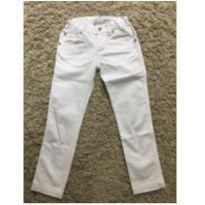 Calça Branca - 4 anos - Lilica Ripilica