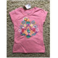 Blusa rosa - 5 anos - Marisol