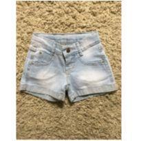 Shorts jeans - 4 anos - Boca Grande
