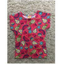 Blusa frutas - 5 anos - Marisol