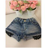 Shorts jeans - 1 ano - Puramania