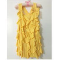Vestido amarelo - 3 anos - Gymboree