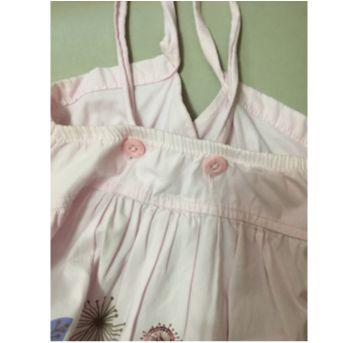 Vestido rosinha - 18 meses - Nini e Bambini