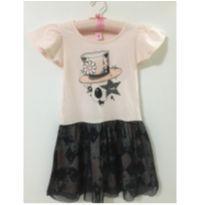 Vestido Lilica - 3 anos - Lilica Ripilica