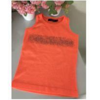 Regata laranja - 3 anos - Calvin Klein