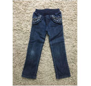 Calça Jeans - 3 anos - Gymboree