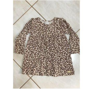 Vestido ou Bata tigresa - 24 a 36 meses - Up Baby